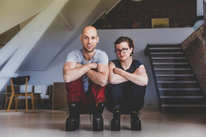 Alexander en Bauke (c) Tom Van Mele 3