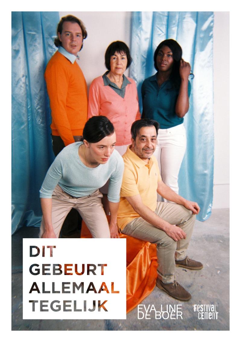 Start Nederlands Theater Festival - Dit gebeurt allemaal tegelijk
